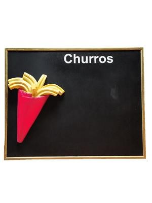 pizarra-de-pared-60-x-60-color-rojo-con-aplique-de-churros